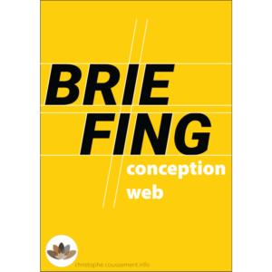 Briefing conception Web – Word, 10p.